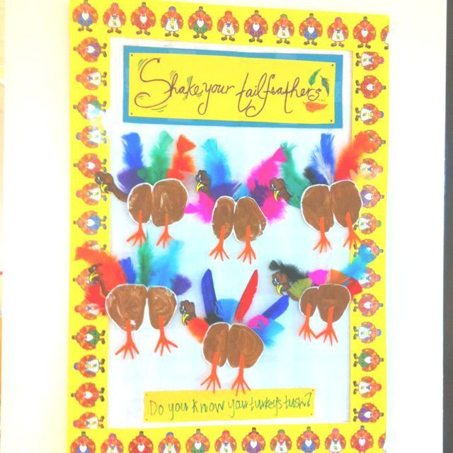 November Bulletin Board. Bum prints. :) Turkey tush! // Bulletin Board in the Infant room :) Haha! @Anna Nathan is so creative! #novemberbulletinboards November Bulletin Board. Bum prints. :) Turkey tush! // Bulletin Board in the Infant room :) Haha! @Anna Nathan is so creative! #novemberbulletinboards November Bulletin Board. Bum prints. :) Turkey tush! // Bulletin Board in the Infant room :) Haha! @Anna Nathan is so creative! #novemberbulletinboards November Bulletin Board. Bum prints. :) Turk #novemberbulletinboards