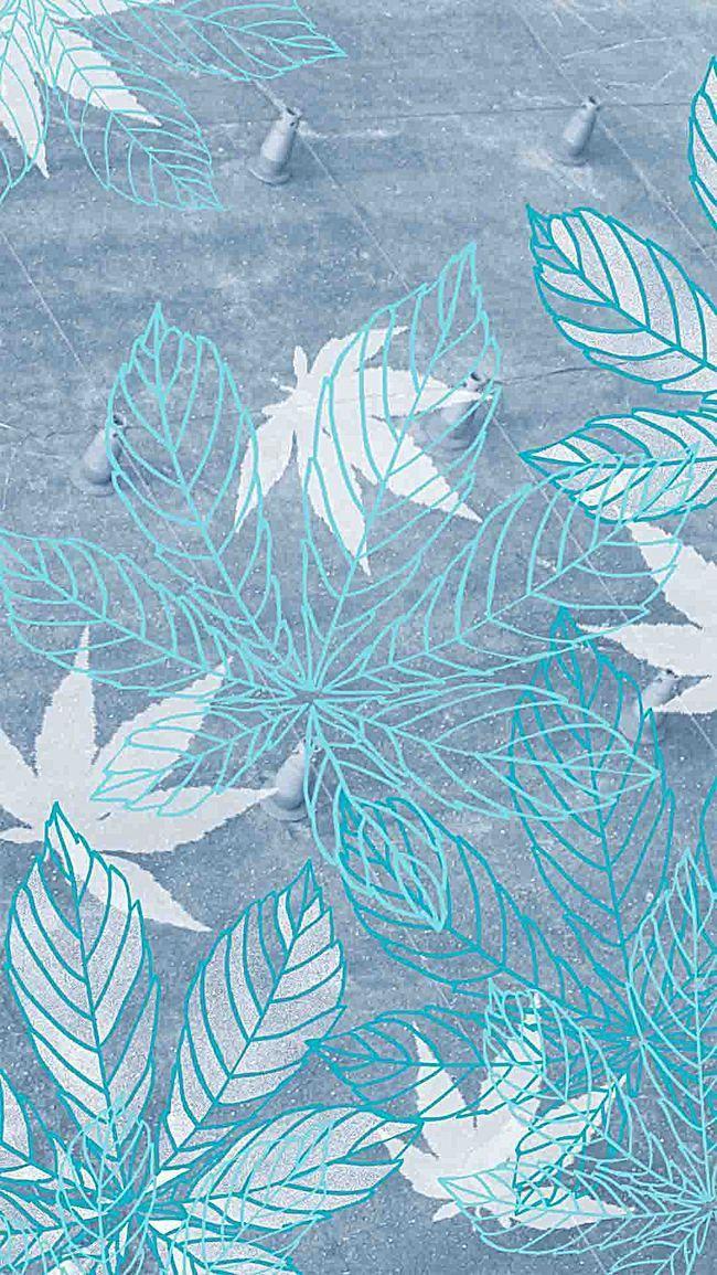 H5 blue flowers background wallpaper Pinterest Flower