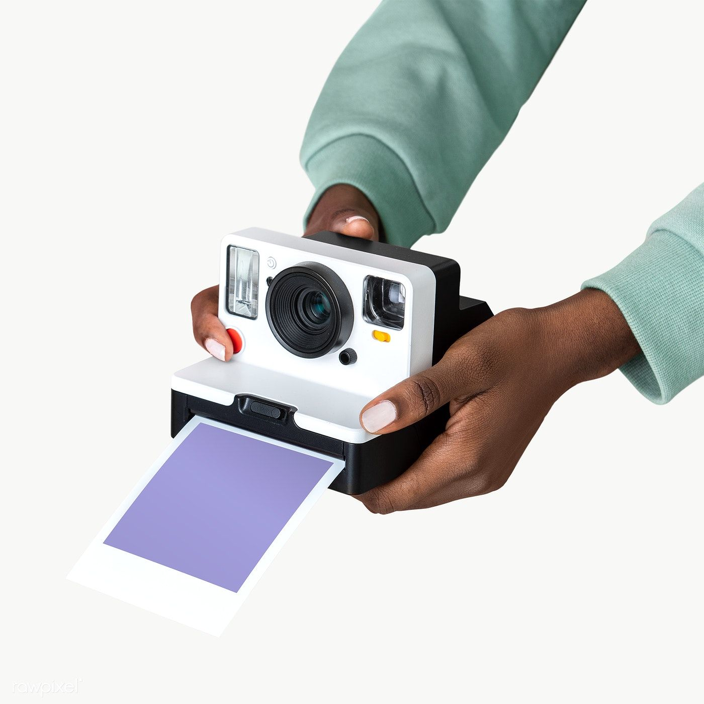 Hands Holding An Instant Camera Transparent Png Premium Image By Rawpixel Com Teddy Rawpixel Instant Camera Instant Photos Polaroid Instant Camera