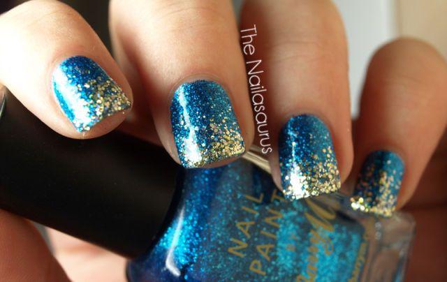 24 Glitter Nail Art Ideas To Make Your Manicure Sparkle Manicure