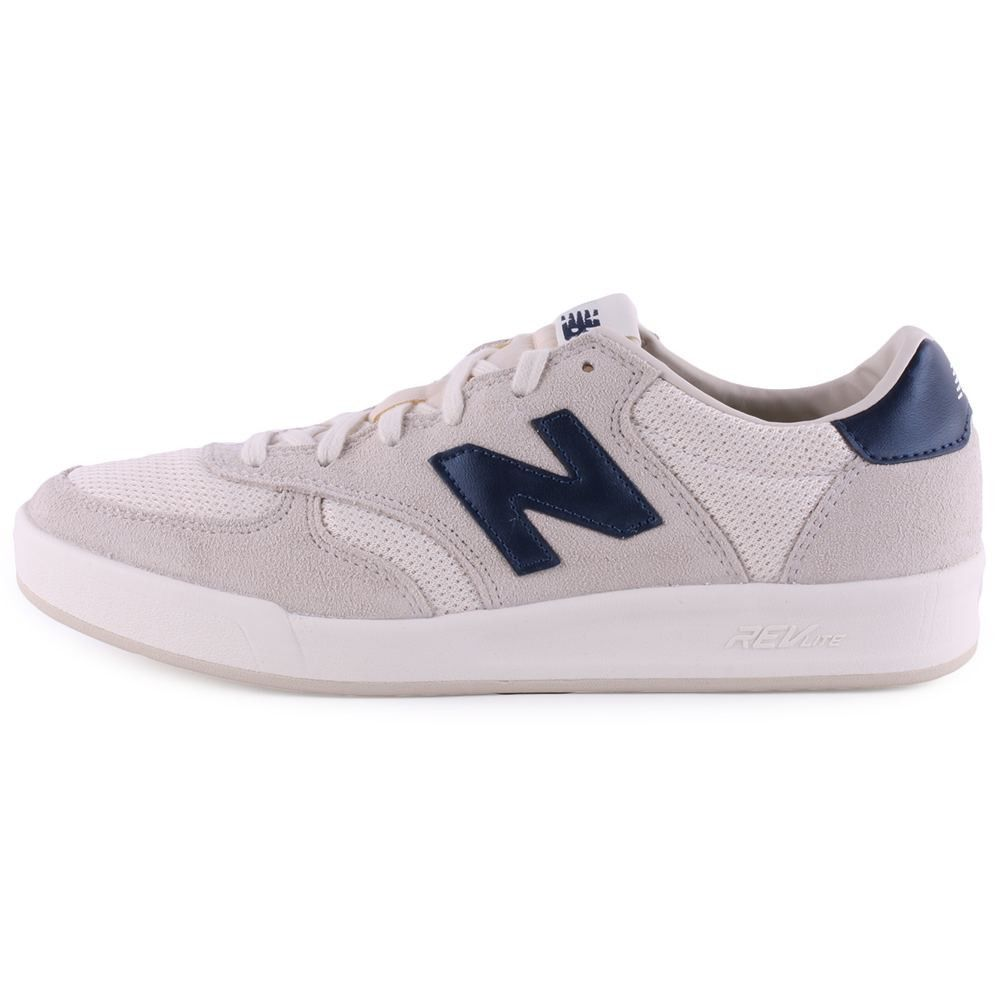 New Balance CRT 300 Mens Trainers in White Blue