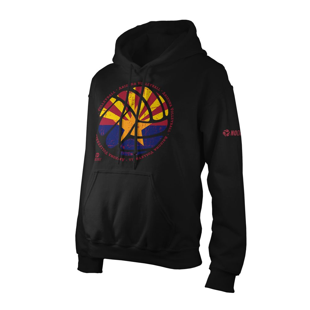 Arizona Ball Volleyball Sweatshirts Hooded Sweatshirts Sweatshirts