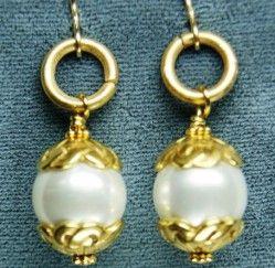loren earring   harper vintage modern