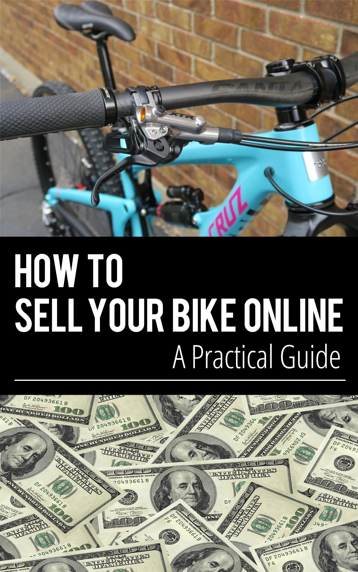 How To Sell Your Bike Online A Practical Guide Things To Sell