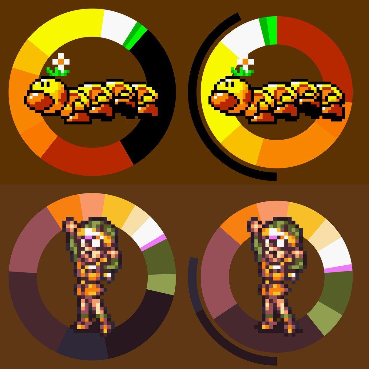 Game Color Wheel (@gamecolorwheel) | Twitter