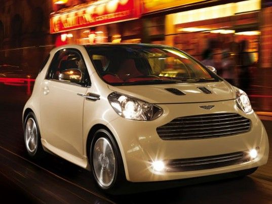 E Cygnet Aston Martin to Release Its First Electric Car