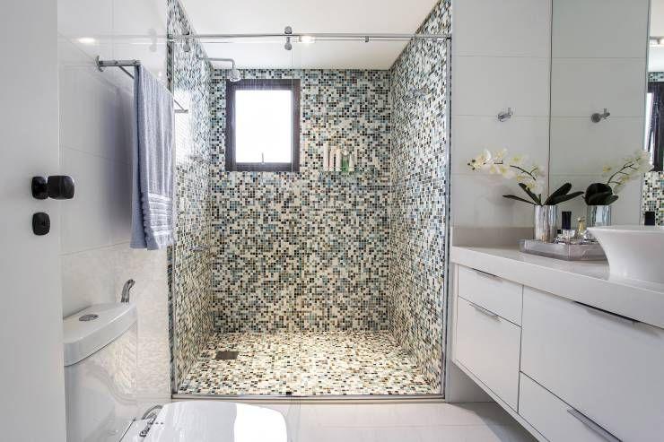 Baños con ducha - 7 ejemplos modernos y fabulosos | Baño moderno ...
