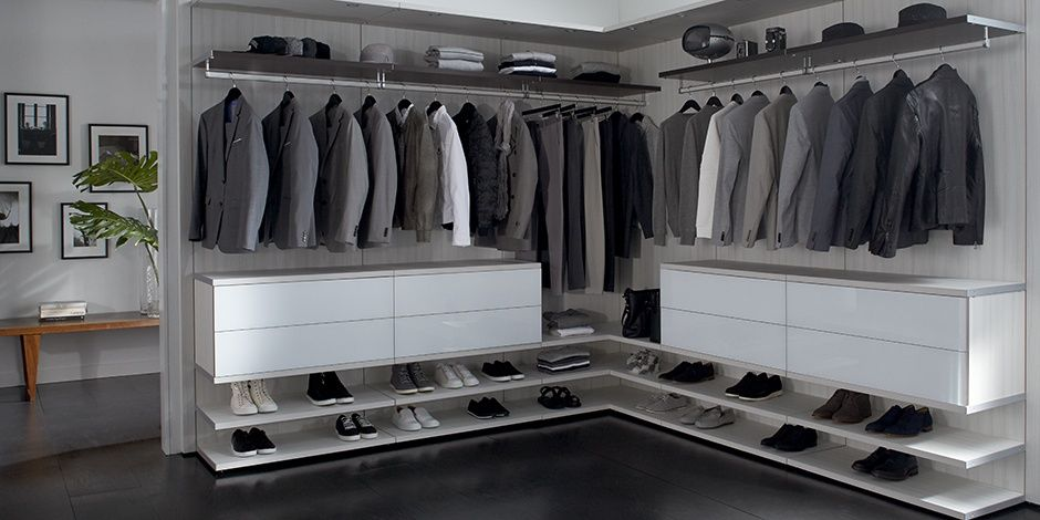 Custom Closets | California Closets