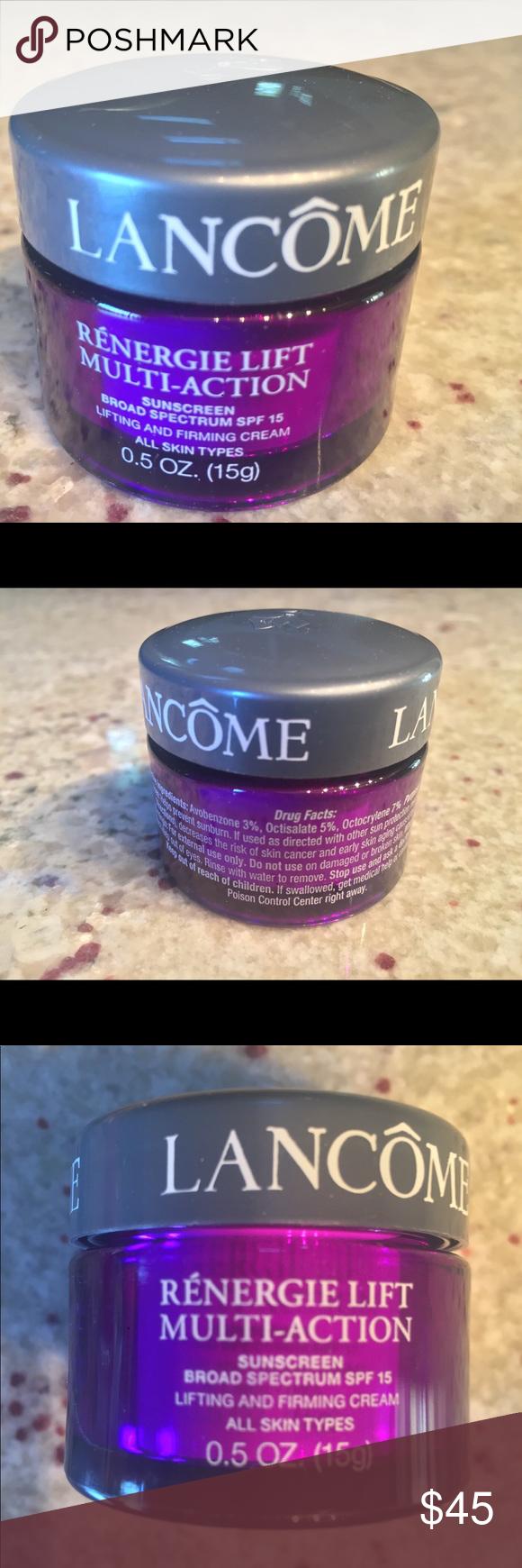 Lancôme Beauty Rénergie Lift NWT Spf cream,