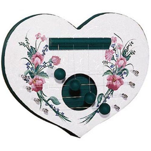 Floral Heart Door Harp Parts Kit  sc 1 st  Pinterest & Floral Heart Door Harp Parts Kit | Doors pezcame.com