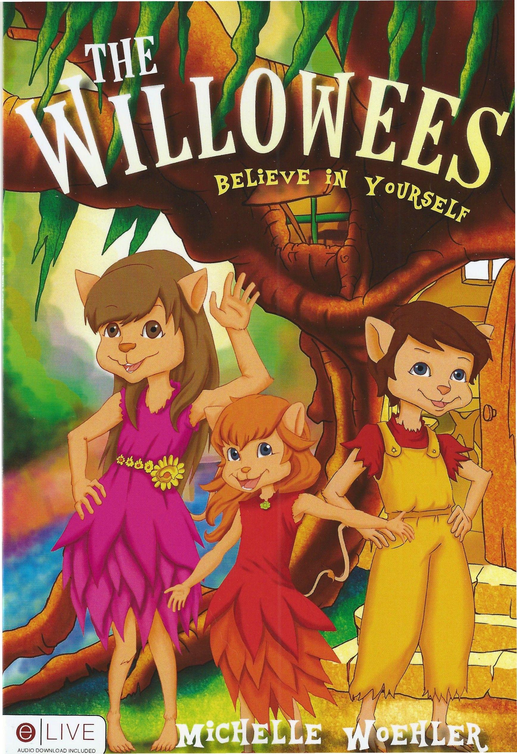 The Willowees Believe in Yourself Release Date June