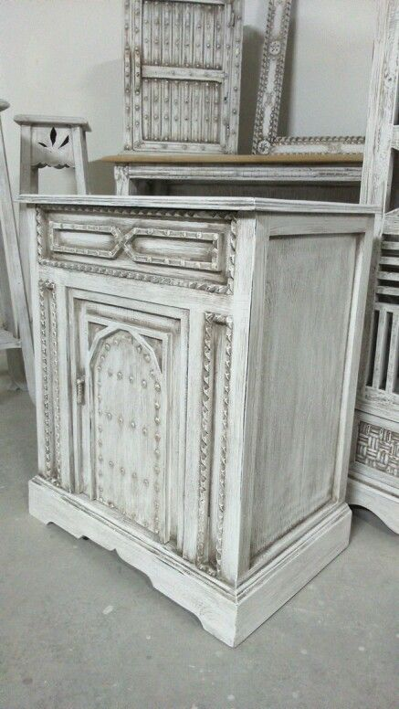 Pintura decorativa muebles desvan vintage mobiliario pinterest - Desvan vintage ...
