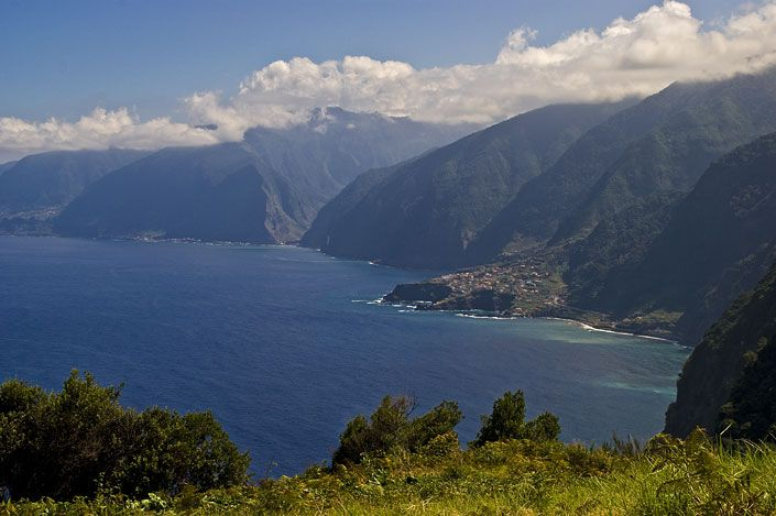 Madeiran pohjoisrannikko