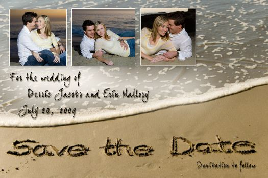 17 Best images about Beach Wedding Invitations – Save the Date Cards Beach Wedding