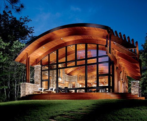 Best Curved Roof House Google Search Curves Pinterest 400 x 300