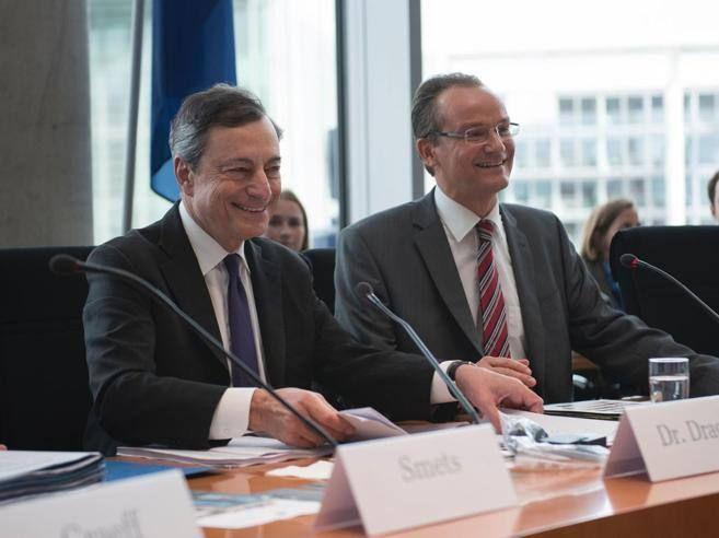 Dal Quantitative easing anche la Germania ha tratto vantaggio - Corriere della Sera