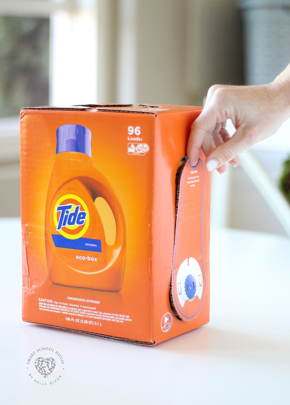 Organization And Tidy Tips Smart School Laundry Detergent Tide