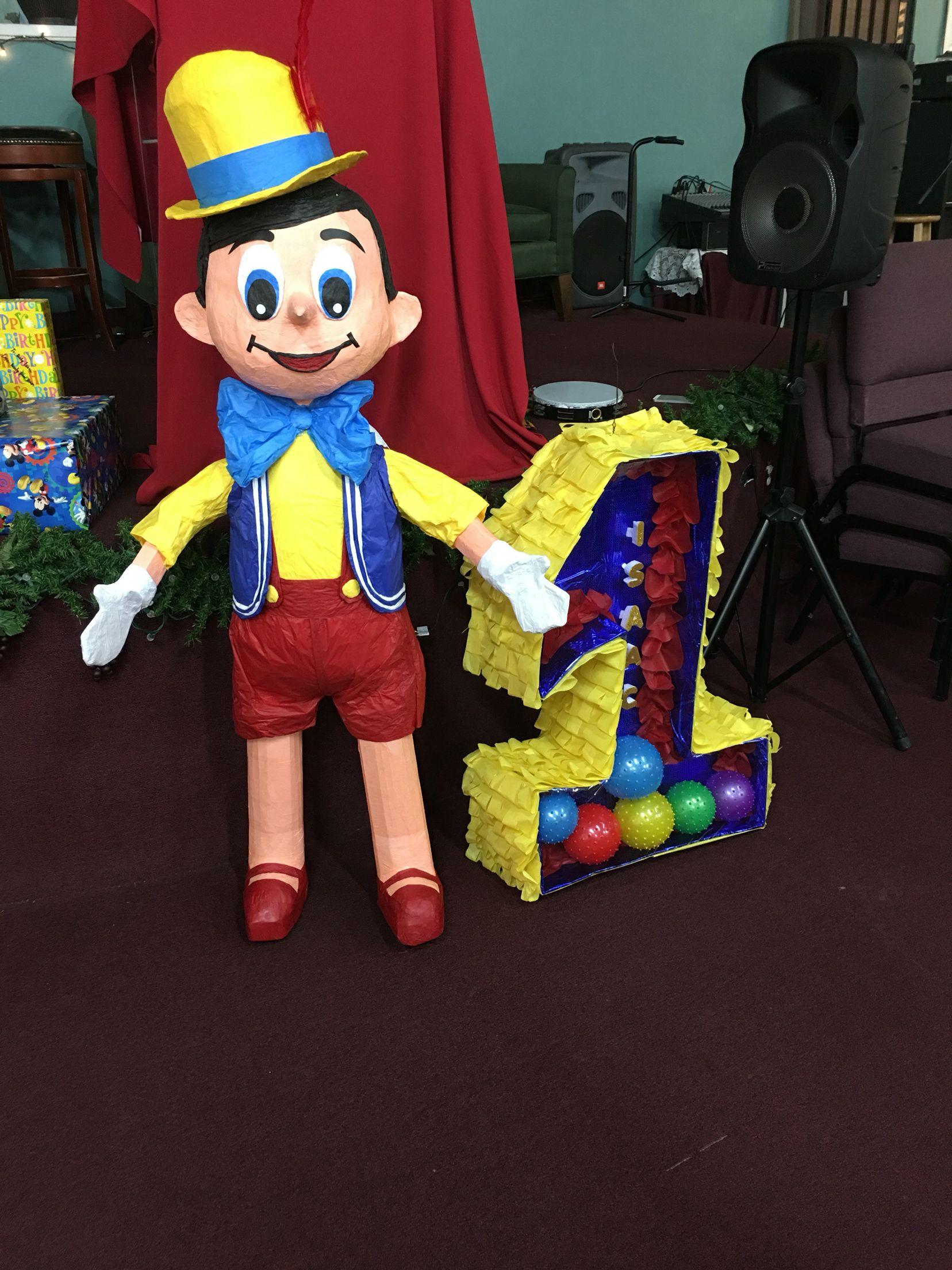 Pinocchio Pinatas Pinatas Pinata Pinocho
