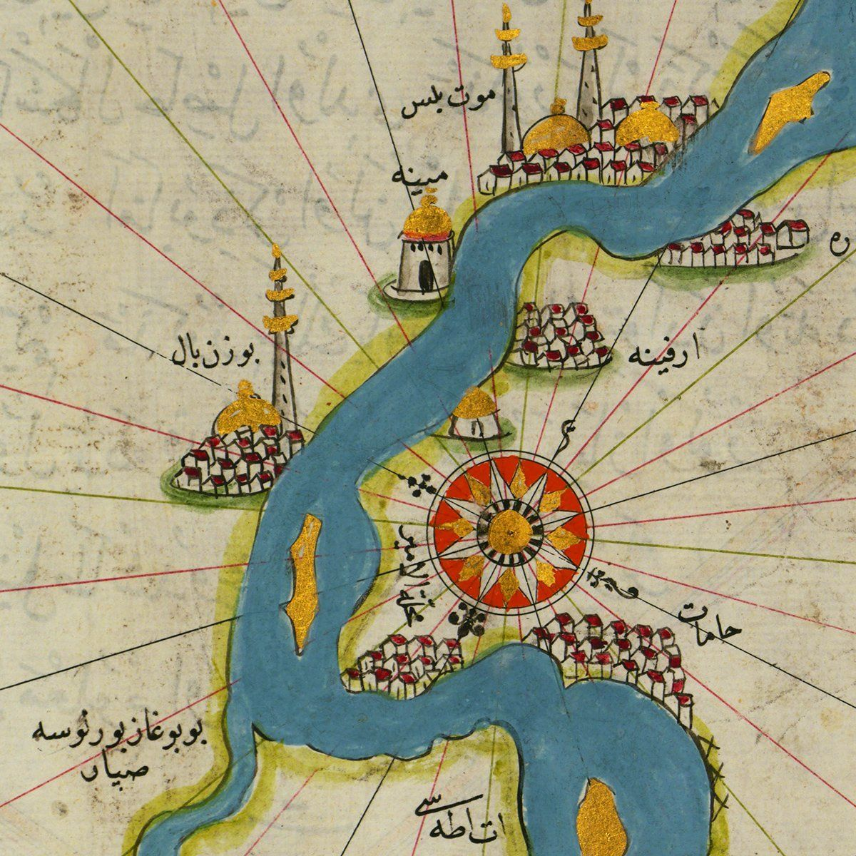 Cairo Egypt And The Nile Delta Httpswwwbattlemapsus Maps - Us map close up