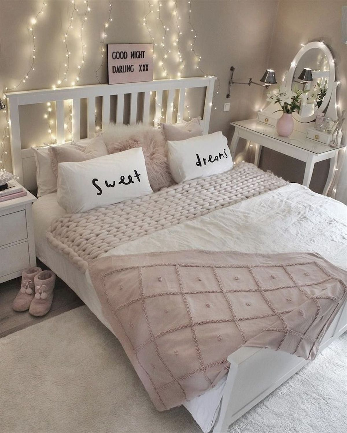 30 Mind Blowing Small Bedroom Decorating Ideas: 44 Awesome Teenage Bedroom Design Ideas