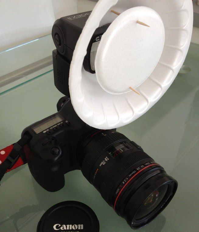 to Turn a Styrofoam Bowl into a DIY Beauty Dish for Your Camera's Flash How to Turn a Styrofoam Bowl into a DIY Beauty Dish for Your Camera's Flash « PhotographyHow to Turn a Styrofoam Bowl into a DIY Beauty Dish for Your Camera's Flash « Photography