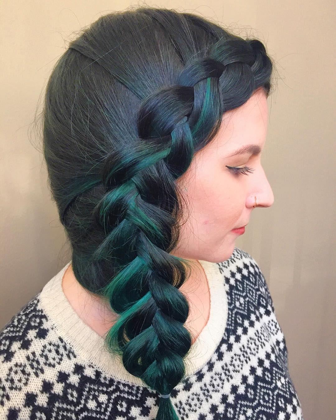 cool 25 Perfect Ideas on Dark Hair Colors - Elegant & Trendy