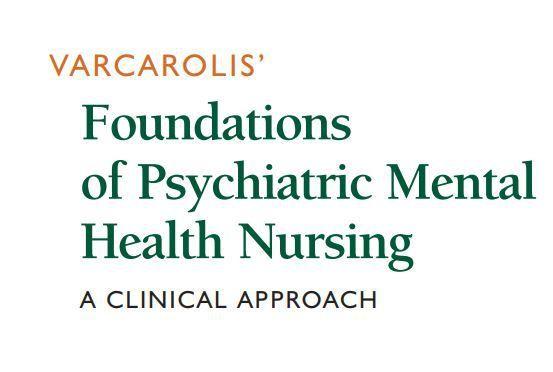 Varcarolis Foundations Of Psychiatric Mental Health 8th Edition Pdf
