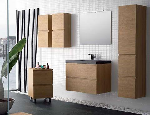 Muebles de baño anclados a la pared Bb - muebles de pared