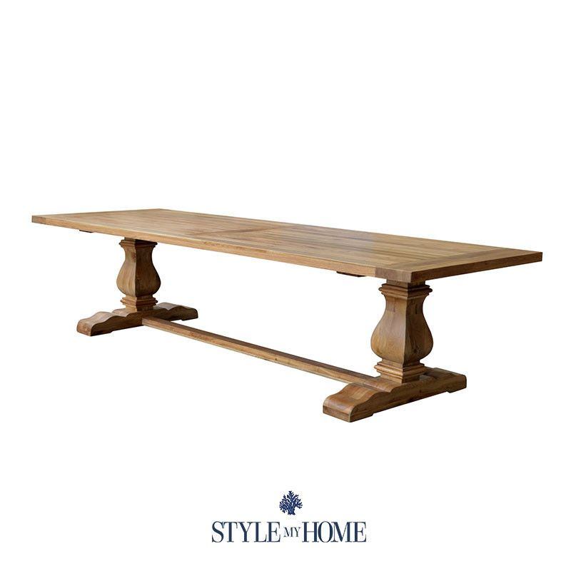 Cleveland Dining Table Furniture Oak
