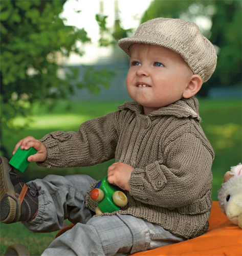 76b393fed free knit newborn boy hat patterns