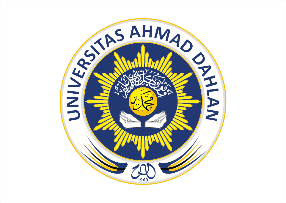Logo UAD (Universitas Ahmad Dahlan) Yogyakarta Vector