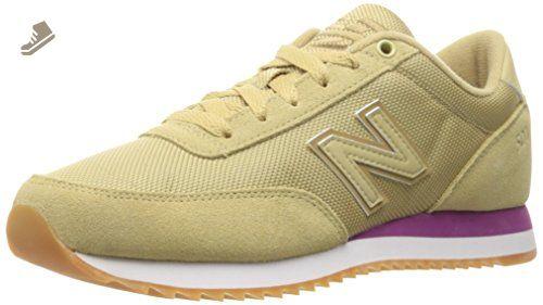 New Balance Women's WZ501V1 Classic Running Shoe, Dust/Jewel, 9.5 B US -
