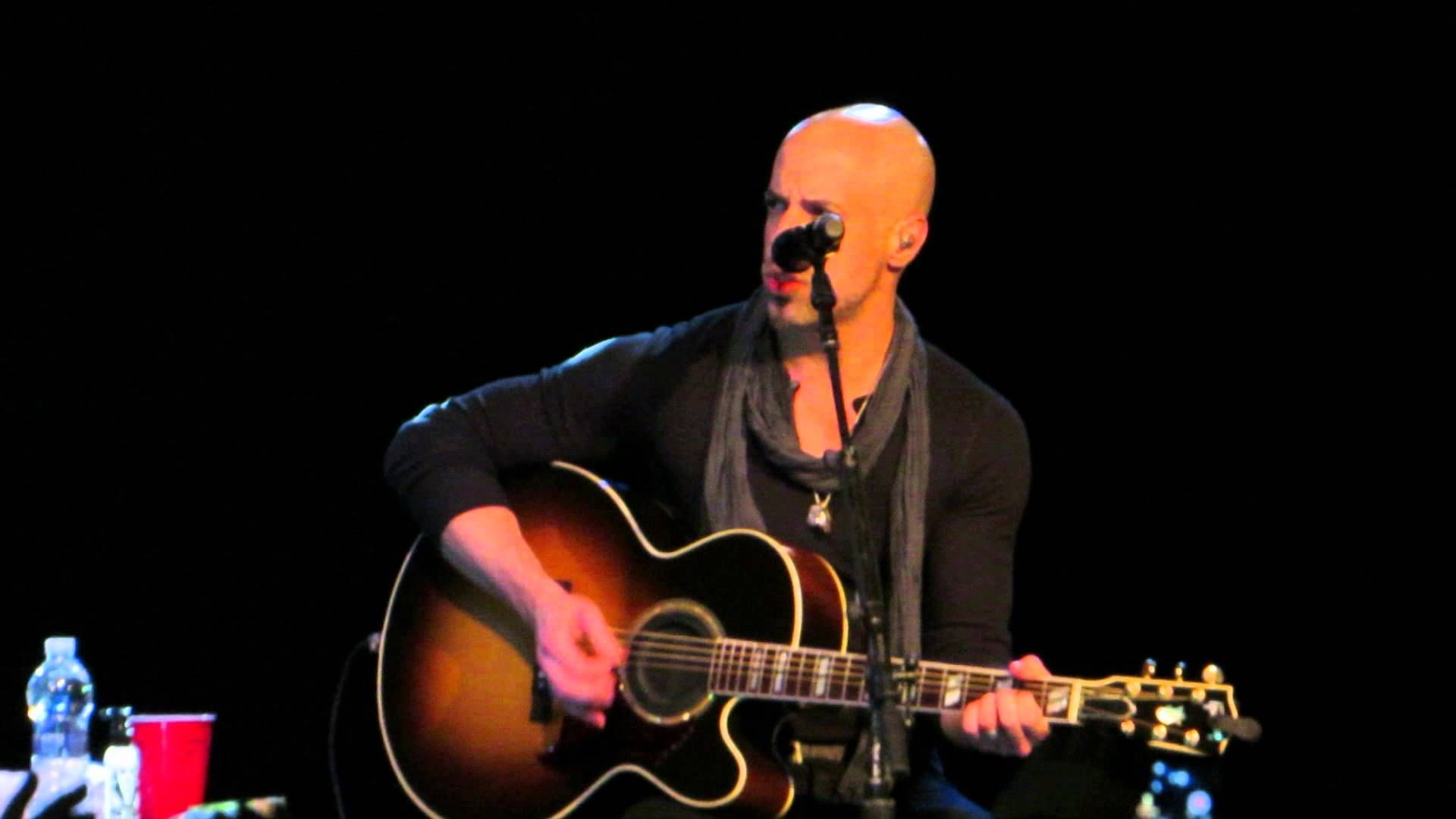 """Daughtry """"Baptized"""" Live @ Starland Ballroom"""