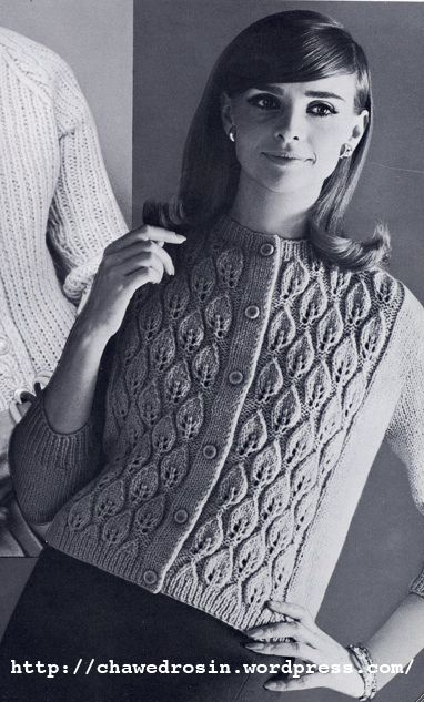 The Vintage Pattern Files: 1960's