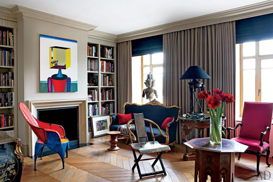 31 Living Room Ideas from the Homes of Top Designers ...