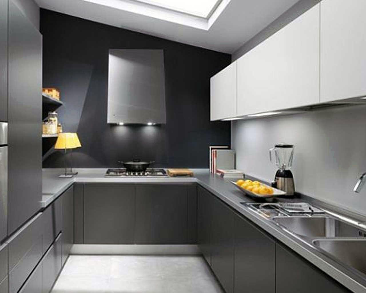 Desain Dapur Minimalis Rumah Rumahdsgn