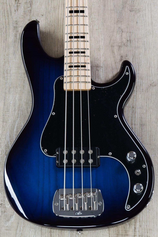 ☑️ G&L USA Kiloton Electric Bass, Maple Fingerboard w
