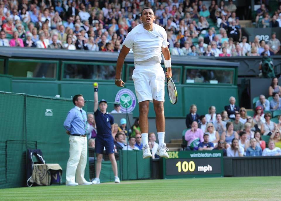 NICK KYRGIOS Wimbledon, Tennis world, Wimbledon tennis