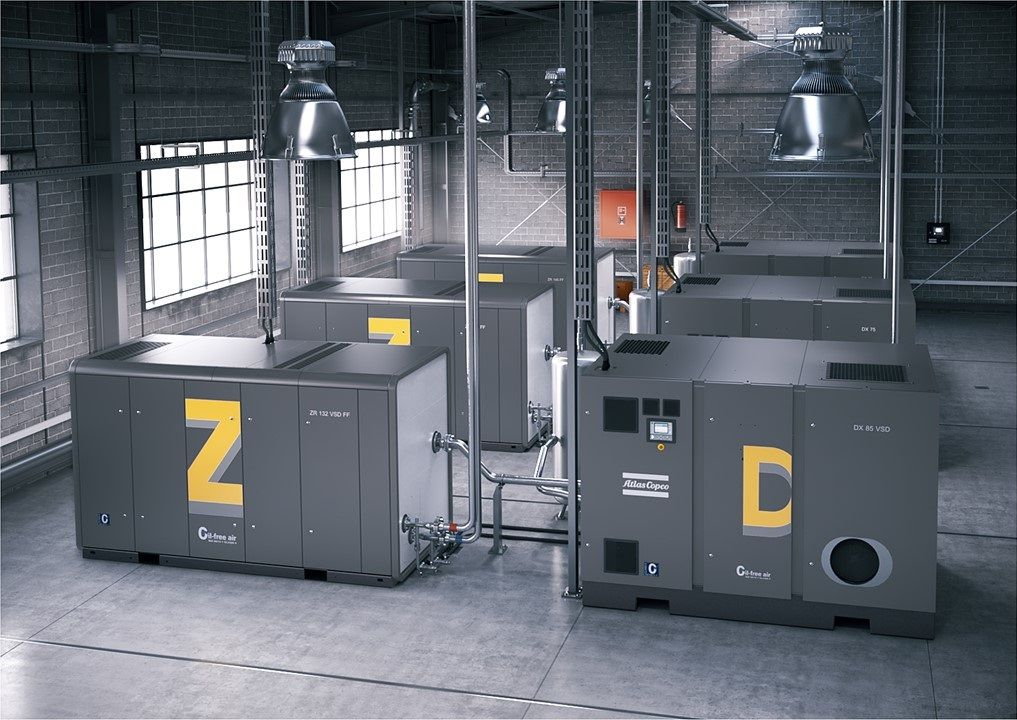Five Important Tips For Designing A Compressor Room Gineersnow