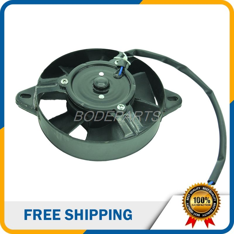 Oil Cooler Water Cooler New Electric Radiator Cooling Fan For 200
