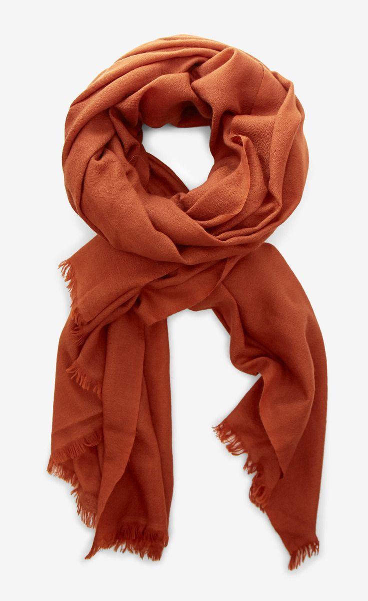 Hermès Burnt Orange Scarf | Fall | Pinterest | Orange scarf and Scarves