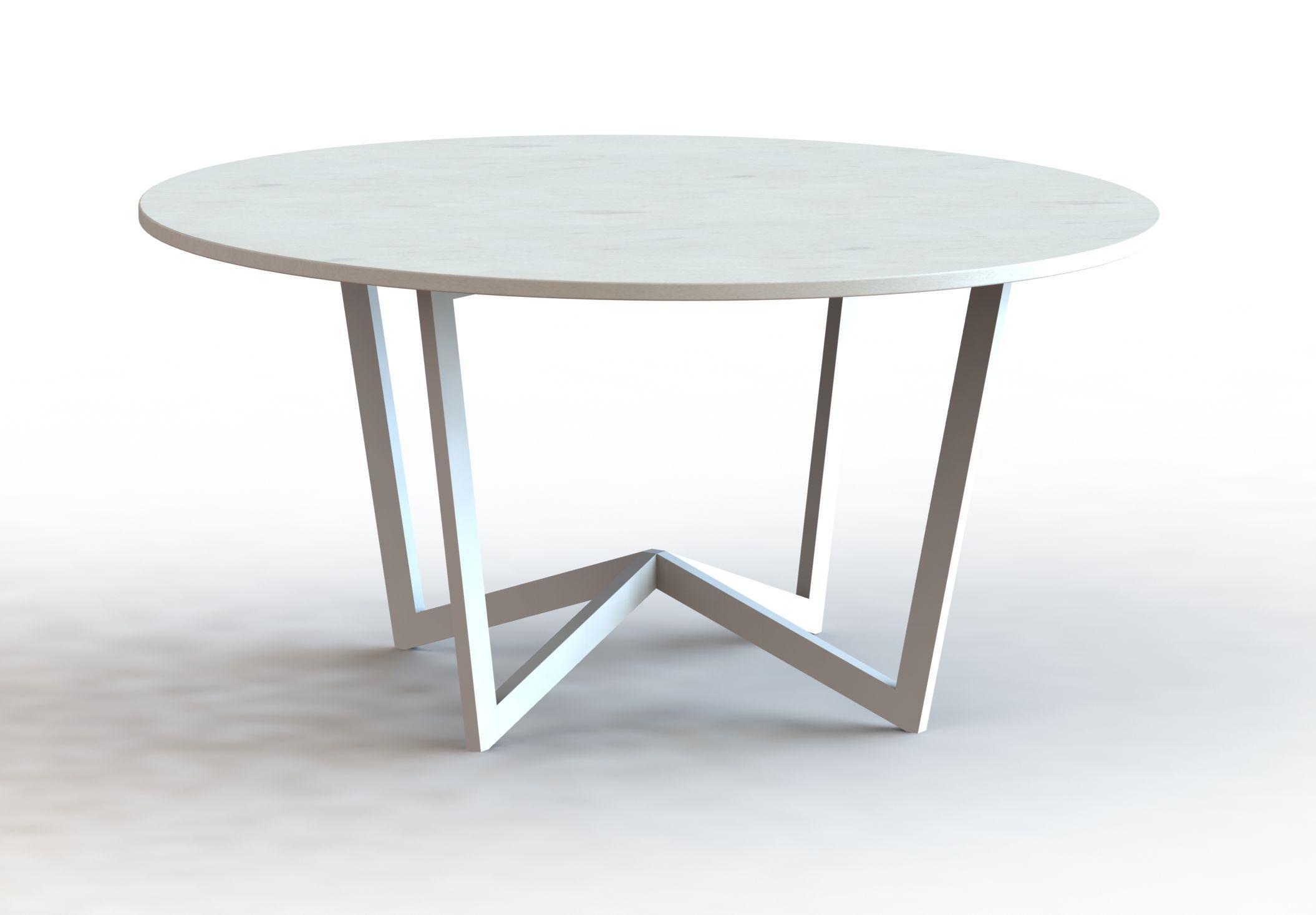 Custom Made Metal Table Base Walter Metal Table Frame Glass