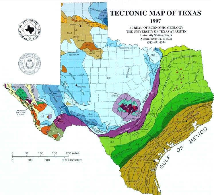 Map of earthquake fault lines in texas google search geology map of earthquake fault lines in texas google search gumiabroncs Image collections