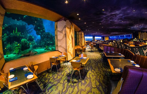 Coral Reef Review Epcot Disney Tourist Blog Disney World