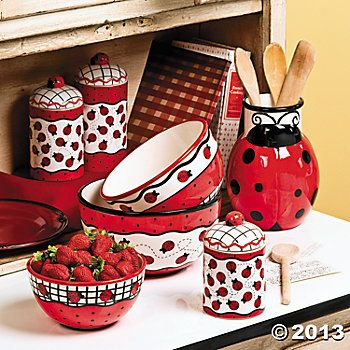Ladybug Delights Home Decor Free Decorating Free Decorating
