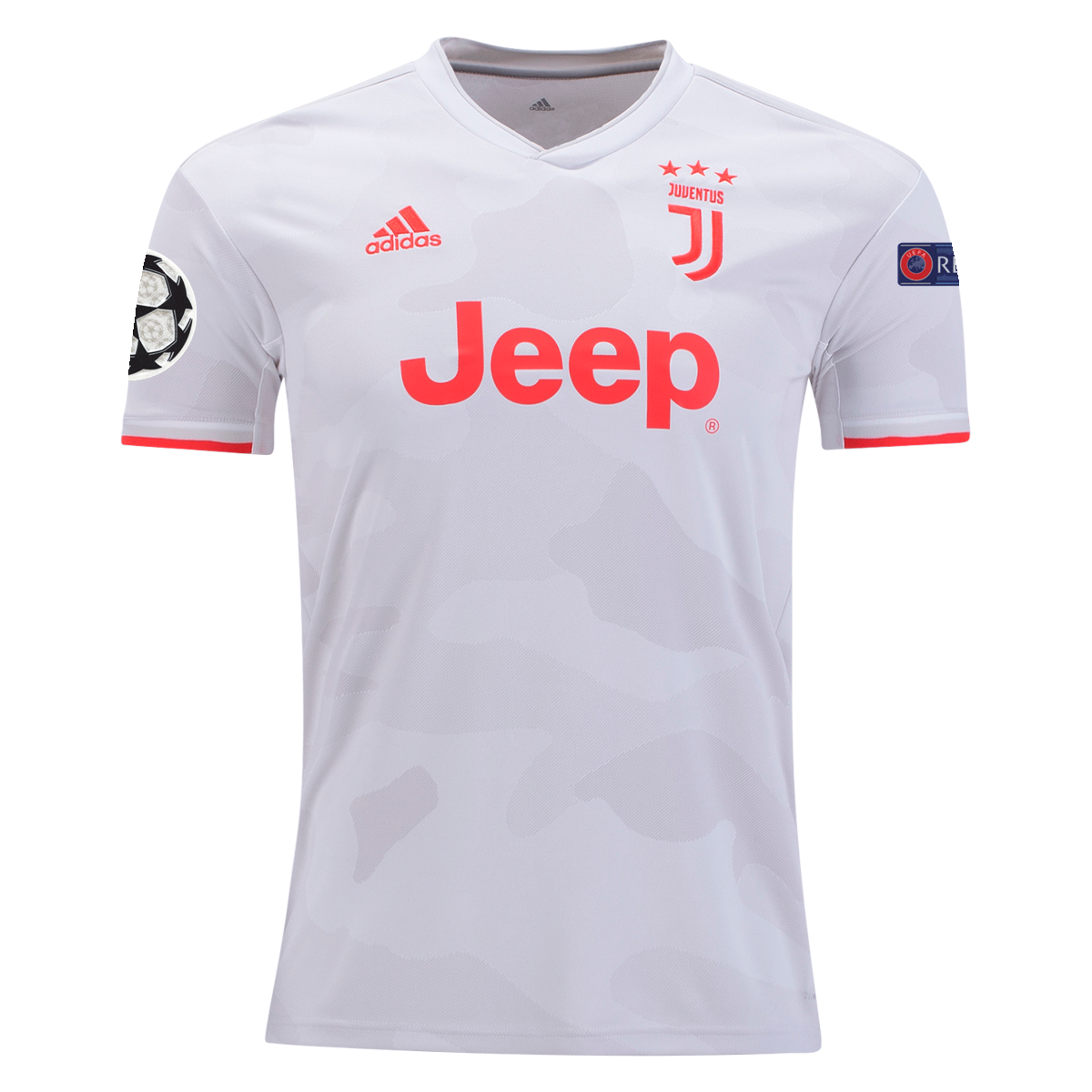 Adidas Juventus Away Ucl Jersey 19 20 L In 2020 With Images Soccer Jersey Juventus Soccer World Soccer Shop