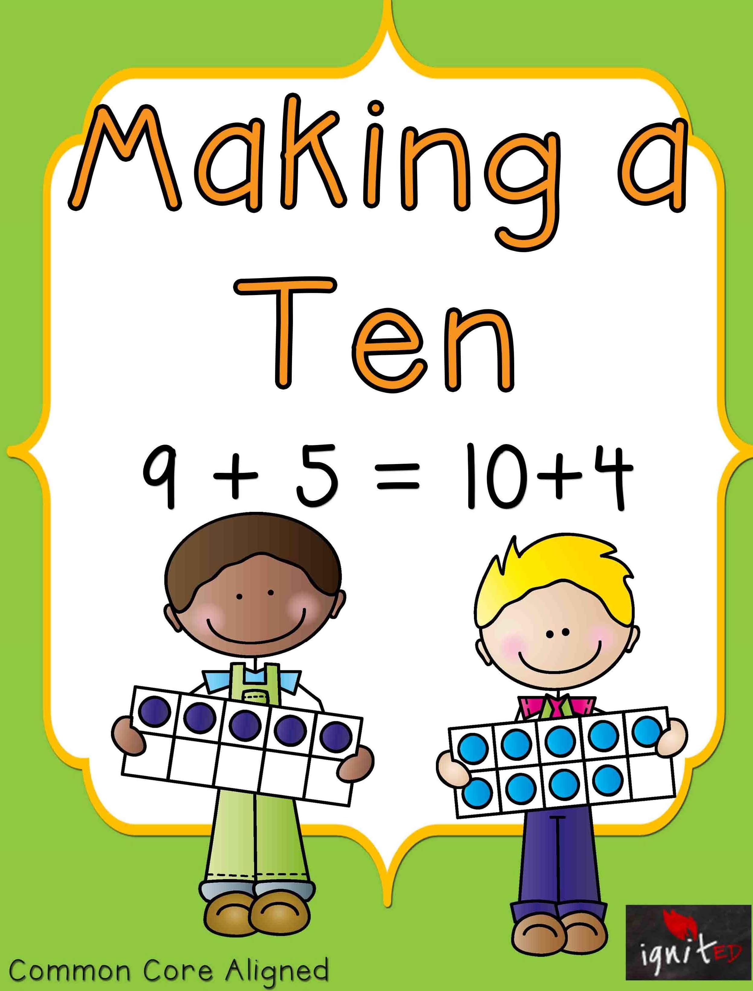 Making A Ten
