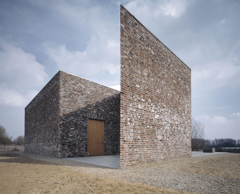 Alvaro Siza Brick Architecture Ando Tadao Pinned