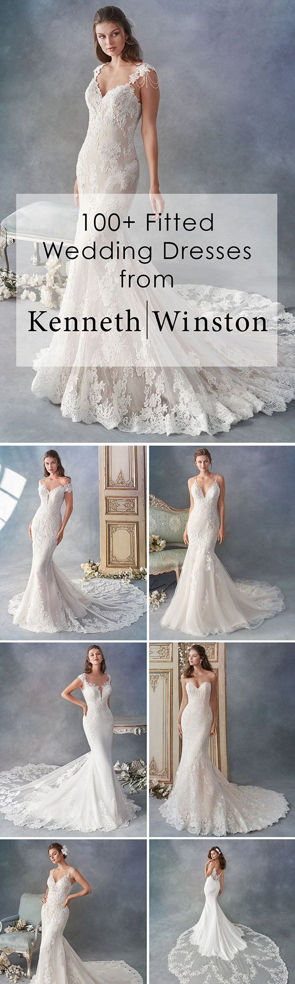 100 Fitted Wedding Dress Designs From Kenneth Winston Wedding Dresses Lace Wedding Dresses Designer Wedding Dresses