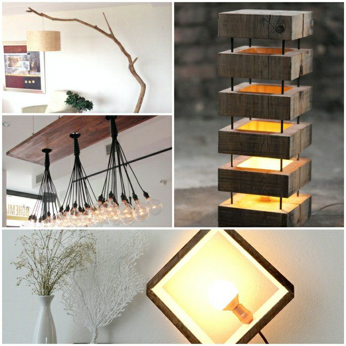 kreative bastelideen diy lampe bastelidee diy ideen - Kreative Ideen Diy